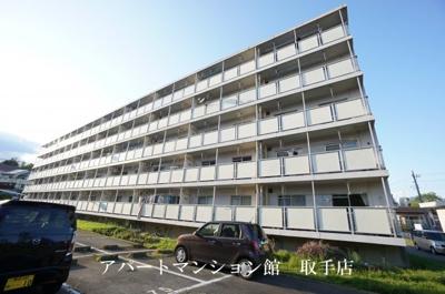 【外観】ビレッジハウス台宿3号棟
