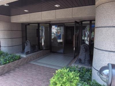 ライオンズマンション五反野駅前通り