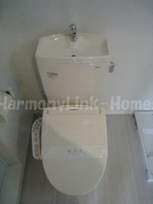 ハーモニーテラス豊島のトイレ