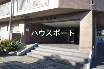 玄関エントランス