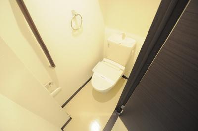 【トイレ】クレイノ縁