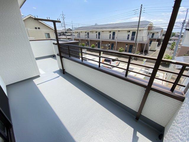 【バルコニー】松が丘1丁目新築一戸建(20-P1)