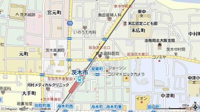 【地図】ラポール37