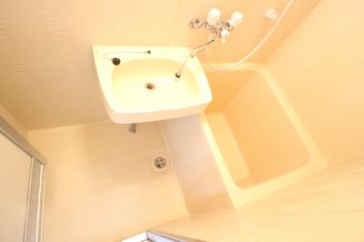 【浴室】ラポール37