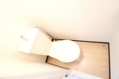 【トイレ】ラポール37