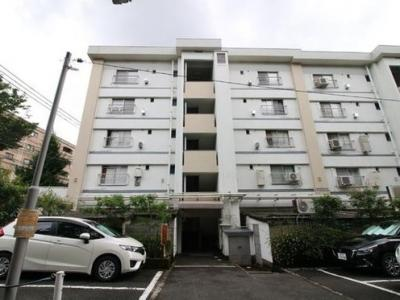 【外観】修学院住宅 A棟 4階