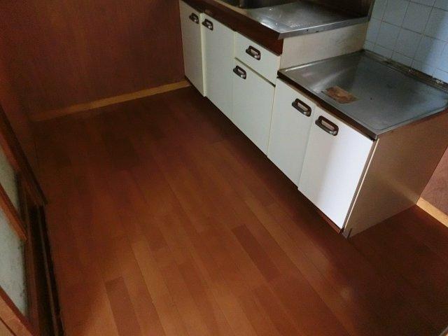 太平寺1丁目4K戸建て キッチン