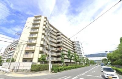 【外観】ユニハイム魚崎2号棟