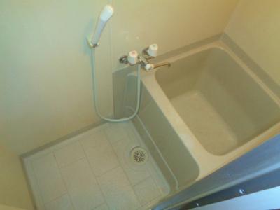 【浴室】コモド山坂