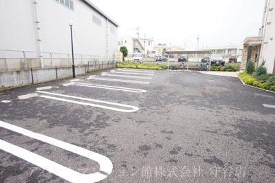 【駐車場】グラン ソレイユ