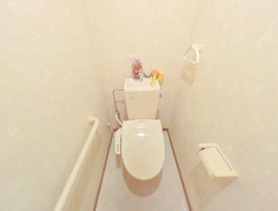 【トイレ】ウエルス富任Ⅱ