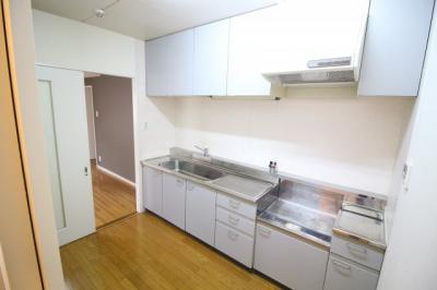 【キッチン】ディーズレジデンス