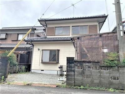 【外観】高松町戸建