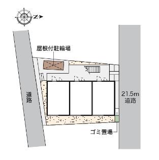 【区画図】PROSPERⅡ