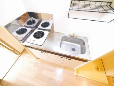 【キッチン】フレンドリーハウス新大宮