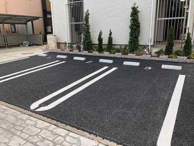 【駐車場】クレセント バレー