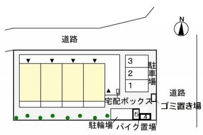 【区画図】クレセント バレー
