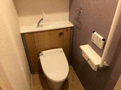 【トイレ】クレセント バレー