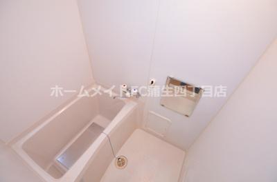 【浴室】アップルガーデンコート城東