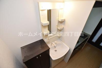 【独立洗面台】アップルガーデンコート城東
