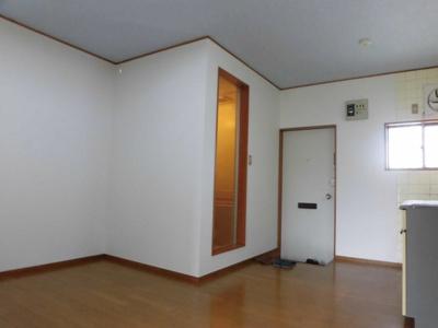 【玄関】グレースハイム