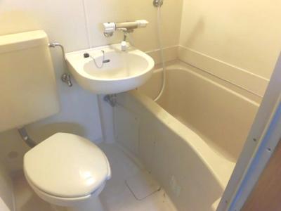 【浴室】グレースハイム