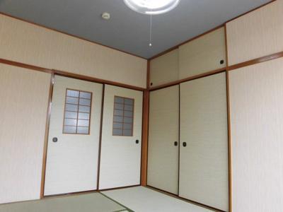 【寝室】グレースハイム