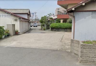 【外観】庄内栄町・村部モータープール(青空)