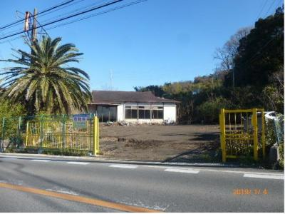 【前面道路含む現地写真】和歌山市上三毛 売土地