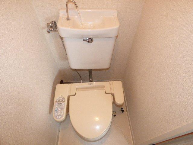 【トイレ】第一東雲マンション