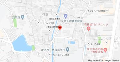 【地図】プランタン221