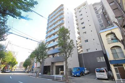 【外観】エステムコート神戸山手ステーションデュオ