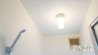 【浴室】上本町メゾネット