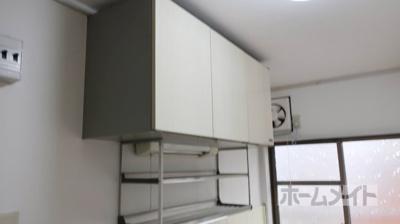 【キッチン】上本町メゾネット