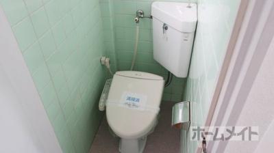 【トイレ】上本町メゾネット
