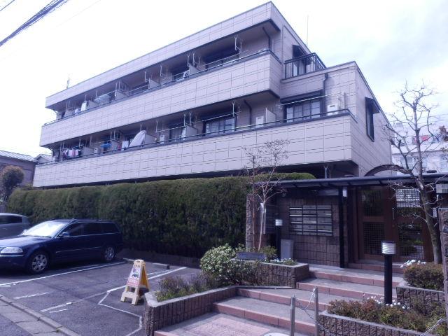 クラールパラシオン目黒東山