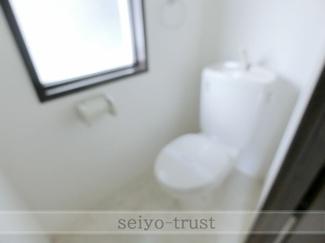 【トイレ】柴崎舟入ビル