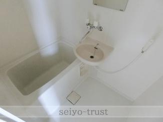 【浴室】柴崎舟入ビル