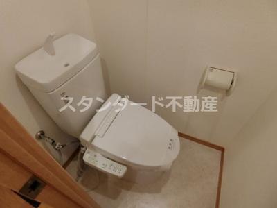 【トイレ】アクアプレイス梅田