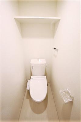 【トイレ】レオンコンフォート大阪ドームシティ