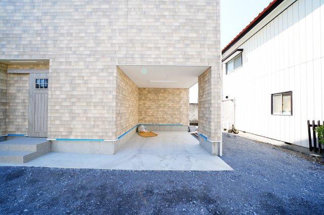 【駐車場】CASA貝沢町B