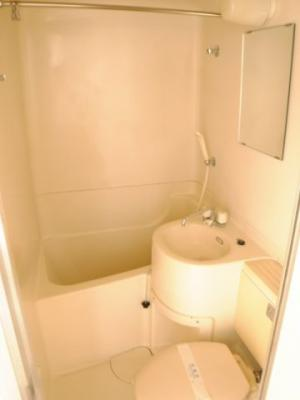 【浴室】豊ビル