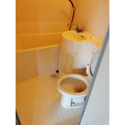 【浴室】フレール千里