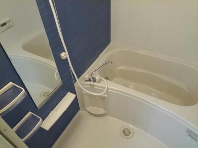 【浴室】スカイビュー・テラスB