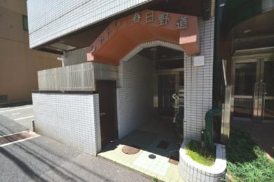 【エントランス】シャトレ春日野道