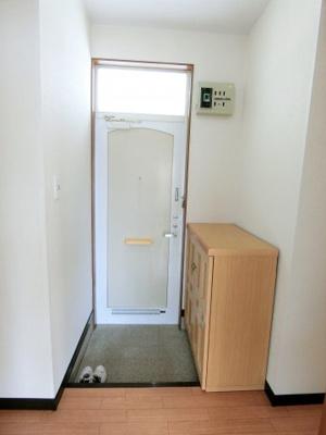 【玄関】STハイム