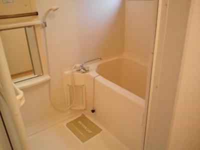 【浴室】フレンドリーハイツ日野Ⅱ