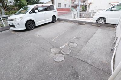 【駐車場】ツインズコート