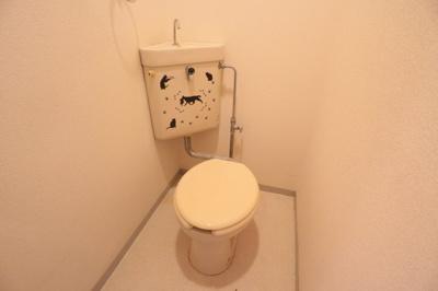 【トイレ】ツインズコート