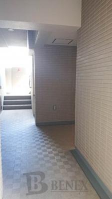 コンシェリア新宿ヒルサイドスクエアの共用部分です